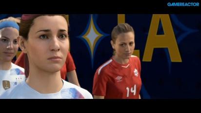 FIFA 19 - Gameplay z Kim's Journey