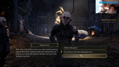 The Bard's Tale IV: Barrows Deep - Nagranie z Livestreamu