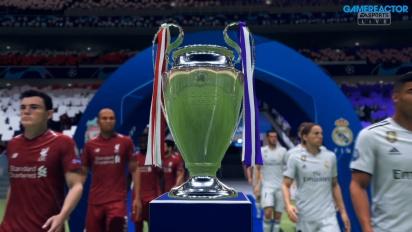 FIFA 19 - Finał Ligi Mistrzów