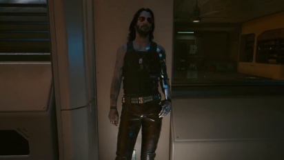 Cyberpunk 2077 - Official Johnny Silverhand Trailer