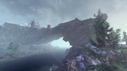 The Elder Scrolls Online: Harrowstorm - zwiastun rozgrywki