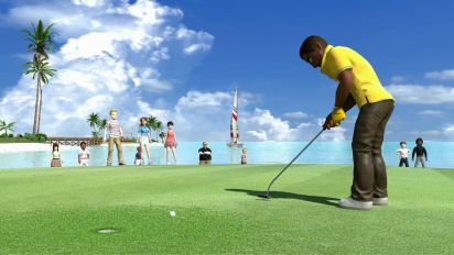Everybody's Golf - Release Date Trailer