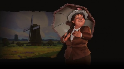 Civilization VI: Rise and Fall - First Look: Netherlands