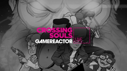 Crossing Souls - Livestream Replay