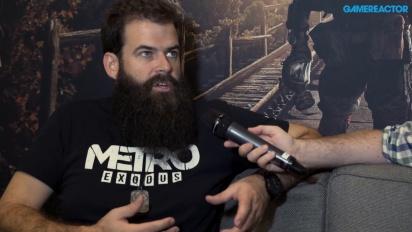 Metro Exodus - Wywiad z Jonem Blochem
