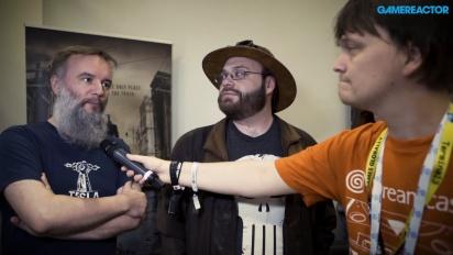 Twin Mirror - Hélène Henry, Matthew Ritter i Fabrice Cambounet opowiadają o grze