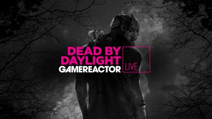 Dead by Daylight (Ghost Face) - Livestream Replay