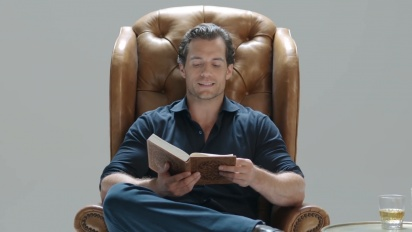 Netflix The Witcher - Henry Cavill Reads The Witcher
