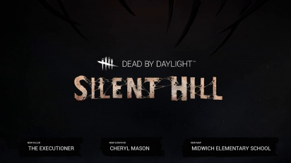 Dead by Daylight: Silent Hill - Official Trailer