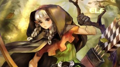 Dragon's Crown - Elf Gameplay Trailer