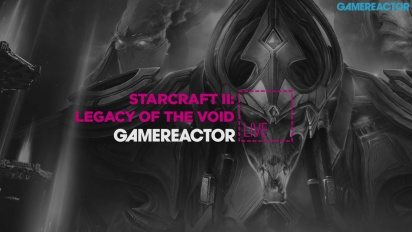 StarCraft II: Legacy of the Void - Livestream Replay