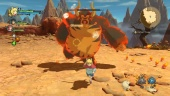 Ni no Kuni II: Revenant Kingdom - Fighting Thugg Gameplay Trailer