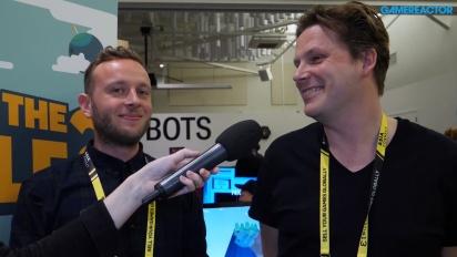 What The Golf? - wywiad z Lassem Astrupem i Peterem Bruunem