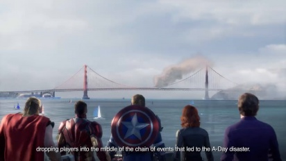 Marvel's Avengers - Beta Deep Dive Video