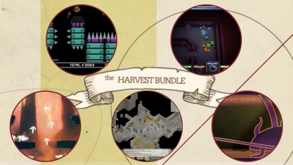 Indie Royale - The Harvest Bundle Trailer