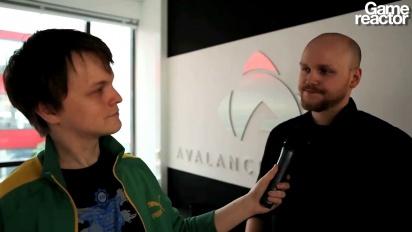 Renegade Ops interview