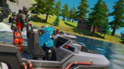 Fortnite Chapter 2 - Launch Trailer