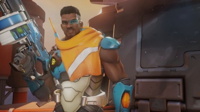 Overwatch - Baptiste Now Playable