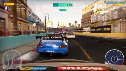 Project Cars 3 - Honda Civic Type R Racing on Havana Malecon Loop