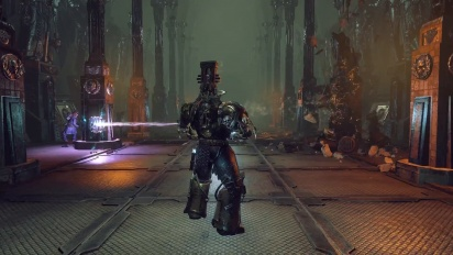 Warhammer 40,000: Inquisitor - Martyr - Inquisitorial Log Dev Diary #1