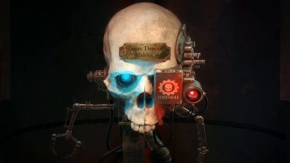 Warhammer 40,000: Mechanicus | Teaser Trailer