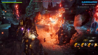 Anthem - Silence the Relics Gameplay
