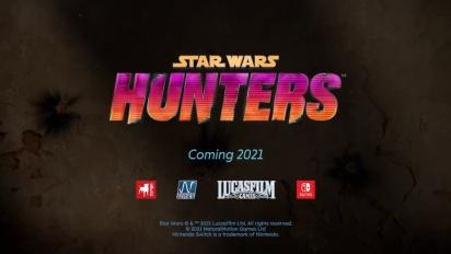 Star Wars: Hunters - Nintendo Switch Announcement