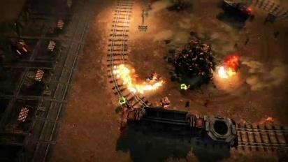 Renegade Ops - Phoenix Nest Trailer