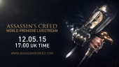 New Assassin's Creed - Reveal Teaser
