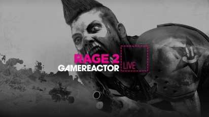 Rage 2 - Launch Livestream