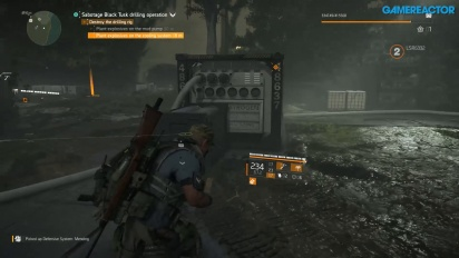 The Division 2: Episode 2 - Sabotage Black Tusk Part 1