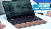 HP Envy x360 Wood - Quicklook