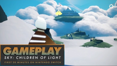 Sky: Children of Light - Gameplay