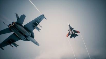Ace Combat 7: Skies Unknown - Erusea Strikes Back Trailer