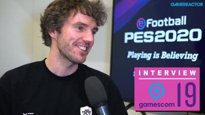 eFootball PES 2020 - Lennart Bobzien Gamescom 2019 Interview