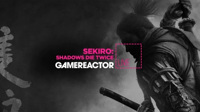 Sekiro: Shadows Die Twice - Livestream