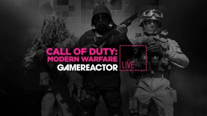 Call of Duty: Modern Warfare - Livestream Replay