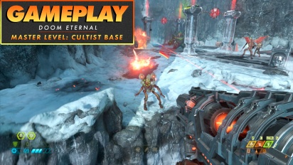 Doom Eternal - Master Level Gameplay