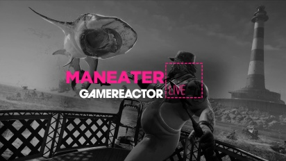 Maneater - Livestream Replay
