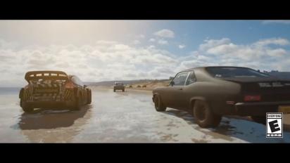 Forza Horizon 4 - Summer Oasis Trailer