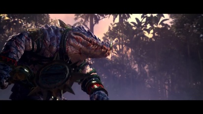 Total War: Warhammer II - The Hunter & The Beast Trailer