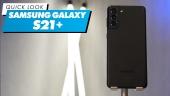 Samsung Galaxy S21+ - Quick Look
