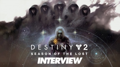 Destiny 2: Season of the Lost - Robbie Stevens & Nikko Stevens Interview