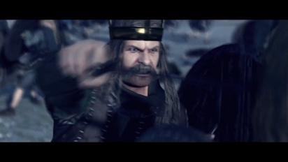 Total War Saga: Thrones of Britannia - Gaelic Cinematic Trailer