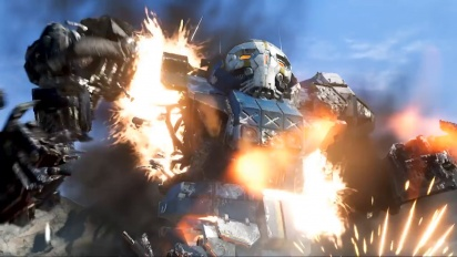 MechWarrior 5: Mercenaries - Destructibility Teaser