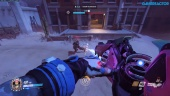 Overwatch - Hollywood Halloween Gameplay
