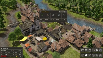 Banished - More Gameplay Trailer