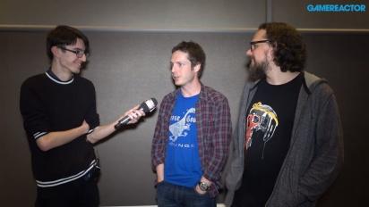 Get Even - Iain Sharkey & Stephen Long Interview