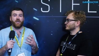 Stellaris Console Edition - Wywiad z Danielem Moregårdem