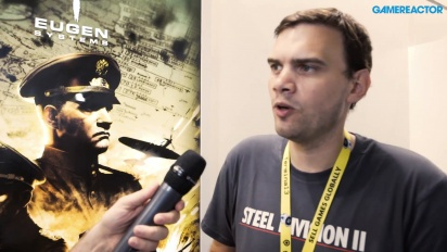 Steel Division 2 - Pierre-Yves Navetat opowiada o grze